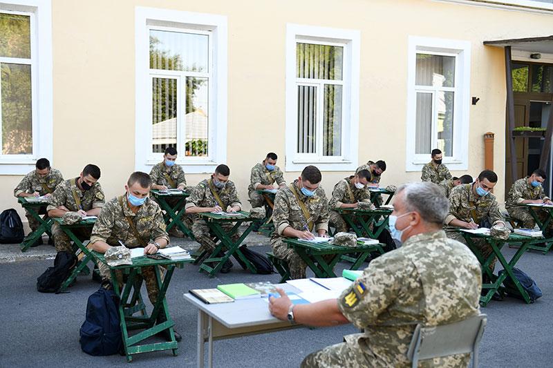 Кафедра військової підготовки ЧНУ