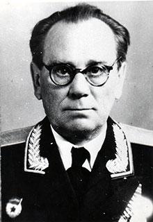 Генерал-майор Курочкін Костянтин Трохимович