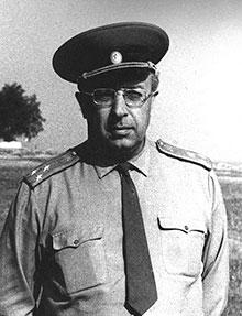 Полковник Сушанко Віктор Володимирович