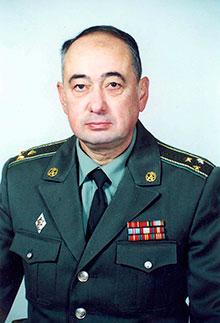 Полковник Чабаненко Валерій Павлович