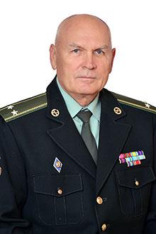 Козлов Олександр Іванович, старший викладач, голова предметно-методичної комісії,  підполковник у відставці