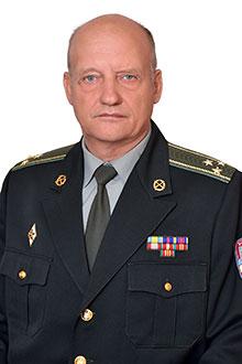 Бойков Геннадій Степанович, викладач, полковник запасу