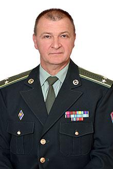 Короткий Олександр Миколайович, викладач, підполковник запасу