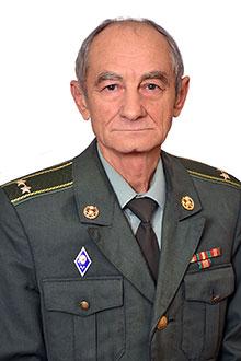 Урущак Богдан Андрійович, майстер виробничого навчання, викладач, підполковник у відставці