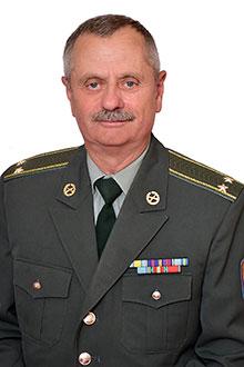 Степанченко Анатолій Васильович, викладач, підполковник у відставці