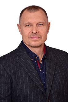 Чушак Леонід Сергійович Начальник відділення, майор запасу
